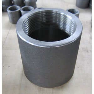 A105 Galvanized Full Coupling, 4 Inch, CL3000, ASME B16.11