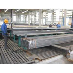 S235JR Square Pipe, 35mm X 35mm X 2 mm X 6000mm