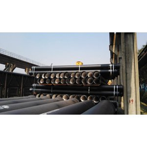 Ductile Iron Pipe, ISO 2531 C20 T Type, 6 Meters, DN900