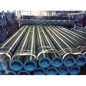 API 5L GR.B Seamless Pipe, 4 Inch, 6M, SCH40, BE Ends